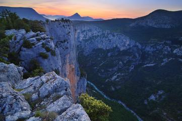 Gorges du Verdon - Provence - France
