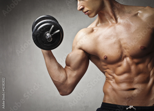 canvas print picture Fitness