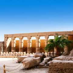 temple of Karnak Egypt