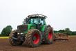 Traktor Landarbeit Maschine