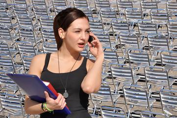 manager telefonieren