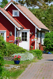Wohnen in Skandinavien - Fine Art prints