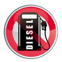 la fin du diesel, gazole interdit