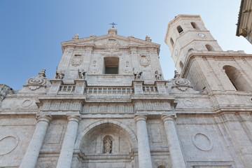 Catedral de Valladolid, España