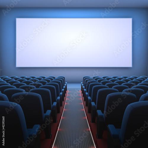 Papiers peints Opera, Theatre Cinema Screen