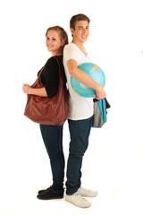 Teens Globus Tasche 5.12