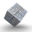 kernenergie - Würfel / Cube