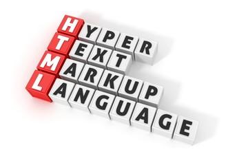 HTML Definition, hyper text markup language