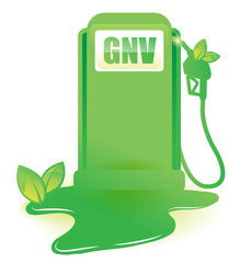 carburant GNV