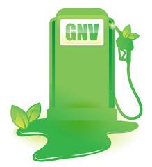 carburant GNV