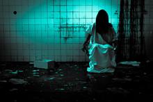 Horreur ou scène effrayante