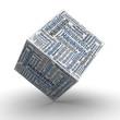 Mikrokredite - Würfel / Cube