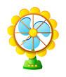 Vector icon fan