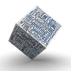 URL Spoofing - Würfel / Cube