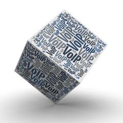 VoIP - Würfel / Cube