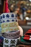 Omani Caps in Mutrah Souq, Muscat