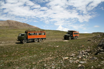 transportation in kyrgzstan