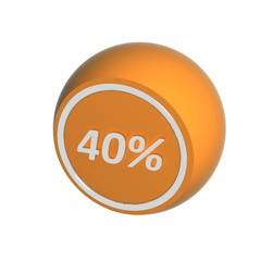 50% icon