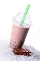 Boba Tea Schokolade
