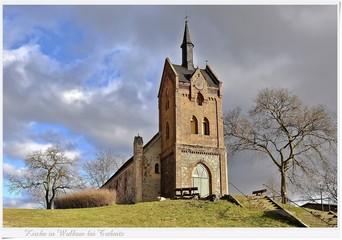 Kirche in Wulkow