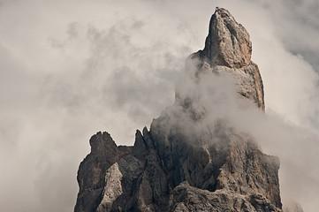 Cimon della Pala, Dolomites - Italy