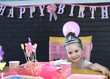 Happy birthday little ballerina