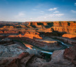 Dead Horse Point canyon