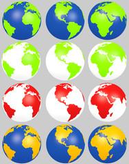 Weltzeitzonen