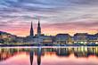 Hamburg am Abend - 42415082