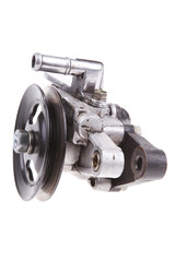 real used car water pump