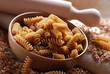 pasta di semola integrale di grano duro biologica