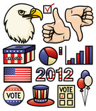 American Election Icons