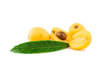 .Loquat  fruit