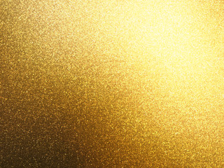 glittering gold background