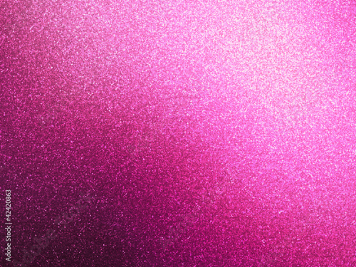 glittering pink background