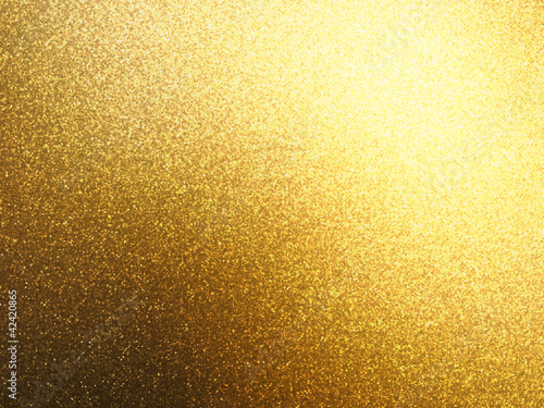 Foto op Canvas Metal glittering gold background