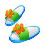 Vector icon slipper