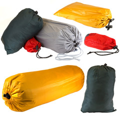 Bags of Camping Equipment