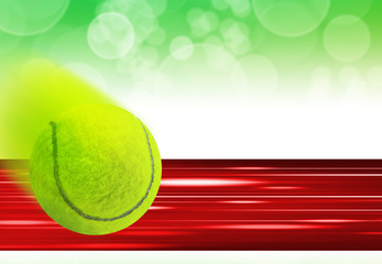 Tennis background design