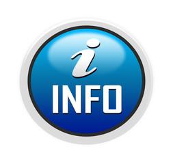 INFO Button Kundeninformation