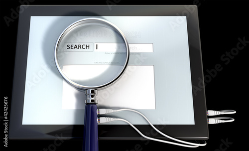 Online Search Tool