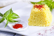 food combinations, saffron rice.