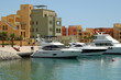 El Gouna - New Marina with boats 2
