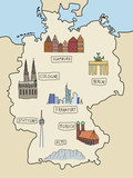 Germany landmarks