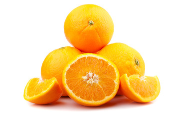 fresh orange fruit