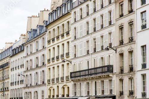 Pariser Architektur, Frankreich © Harald Biebel
