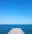 Jetty ocean view