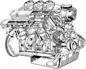 Motore 1966