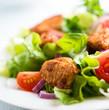 Closeup of Chicken Salad