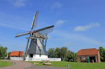 Werdumer Windmühle (Ostfriesland, Niedersachsen)